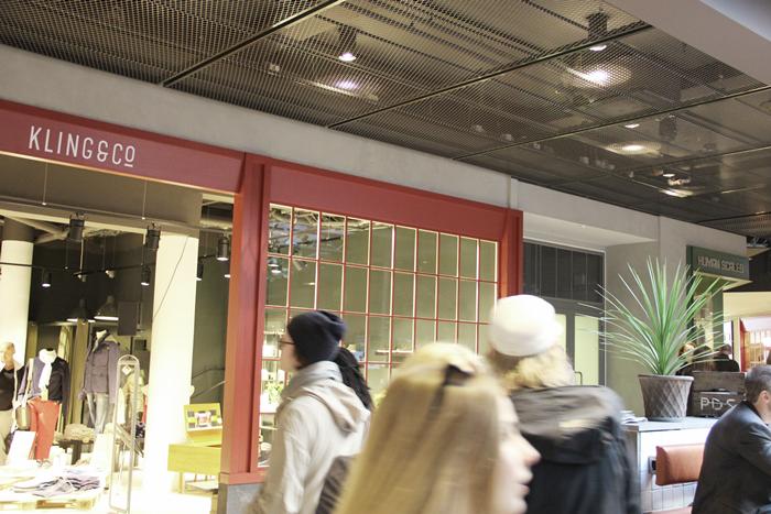 Undertak i sträckmetall Mood Stockholm