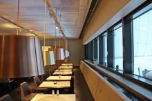 Transparent innertak, Quality Hotel Globe