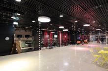 Tolv Stockholm under Tele2 Arena