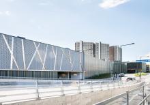 Täby centrum – parkeringshus